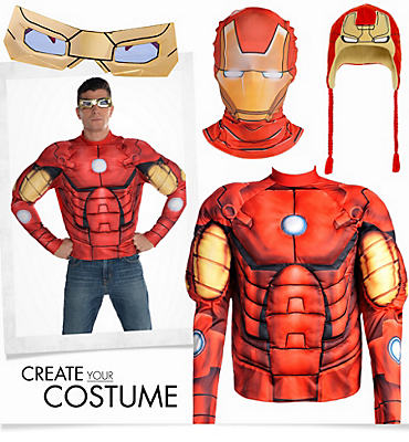 Men's Iron Man