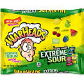 Warheads Mega Mix Candy Bag 175pc