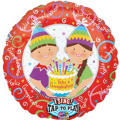 Feliz Cumpleanos Balloon - Singing Kids