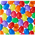Fillable Easter Eggs 48ct