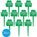 St. Patricks Day Party Picks 36ct
