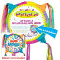 Pull String Add-a-Balloon Pinata
