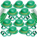 St. Patricks Day 40pc <span class=messagesale><br><b>Party Kit For 20</b></br></span>