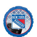 Foil New York Rangers Balloon 18in