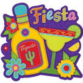 Fiesta Margarita Cutout 15in