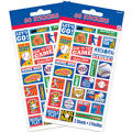 Sports Stickers 2 Sheets