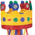 Crown Pinata 12in