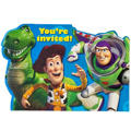 Toy Story Birthday Invitations 8ct