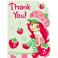 Strawberry Shortcake Thank You Notes 8ct