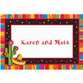 Fiesta Fun Custom Thank You Note