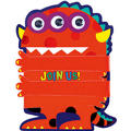 Birthday Mania Large Invitations 8ct