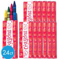 Valentines Day Crayons 24ct