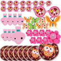 Hippie Chick Favor Pack 48pc