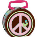 Hippie Chick Tin Box