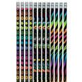 Neon Doodle Pencils 12ct