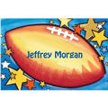 All-Star Football Custom Thank You Note