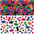 Colorful Graduation Confetti Mega Pack 5oz