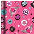 Rocker Princess Gift Wrap