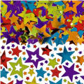 Multi Color Stars Confetti 5oz