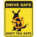 Drive Safe Car Magnet