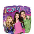 Foil iCarly Balloon 18in