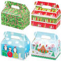 Christmas Treat Boxes 5in 4ct