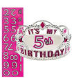 Personalized Happy Birthday Tiara