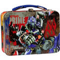 Transformers Metal Mini Lunch Box 5 1/2in x 4in