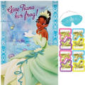 Princess and the Frog Party Game 8 Players