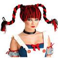 Pippi Rag Doll Wig