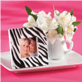 Zebra Print Frame