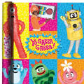 Yo Gabba Gabba! Party Supplies Basic Party Kit