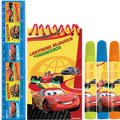 Cars Stationery Set 5pc
