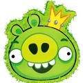 Angry Birds King Pig Pinata
