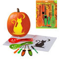 Giant Pumpkin Carving Kit 19pc