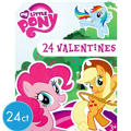 My Little Pony Valentines Day Cards 24ct