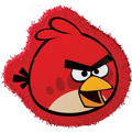 Red Angry Birds Pinata 20in