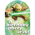 Star Wars Invitations 8ct