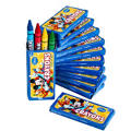 Mickey Mouse Crayons 12ct