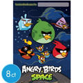 Angry Birds Space Favor Bags 8ct