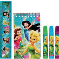 Tinker Bell Stationery Set 5pc