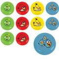 Angry Birds Flying Discs 48ct