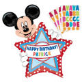 Mickey Mouse Balloon - Personalized