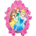 Foil Disney Princess Balloon 34in