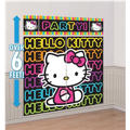 Neon Hello Kitty Scene Setter
