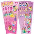 Disney Princess Stickers 8 Sheets