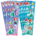 Little Mermaid Stickers 8 Sheets