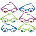 Monsters University Eyeball Glasses 6ct
