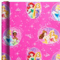 Disney Princess Gift Wrap