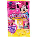 Minnie Mouse Candy Sticks & Dips 8ct